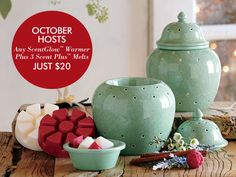 PartyLite October Host Special $20  www.partylite.biz/sites/MarleneBell