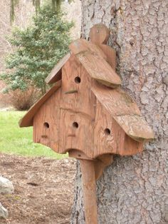 Unique Birdhouse....