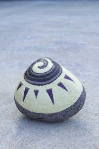 A Rock A Day | Hand Painted Rocks | Inspire Uplift Heal Nature Creativity