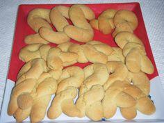Biscoitos de amêndoa