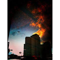 #instar #iphone3gs 도시는 가끔 나에게 환각을 보여준다 - 도시를 다시 보다 19 - @bluerain_- #webstagram