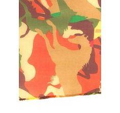 Fashion sjaal rood met leuke paardenprint 8,95 EUR