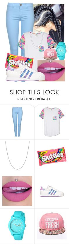 """""""XXXTENTACION-Take a step back🔥🔥🔥"""" by bubbleslovelena ❤ liked on Polyvore featuring Nasty Gal, Victoria's Secret PINK, BERRICLE, adidas and Lacoste"""