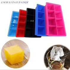 Mdairc 8 cubes FDA Silicone Ice cube tray, Durable and no... https://www.amazon.com/dp/B01CUHS65G/ref=cm_sw_r_pi_dp_8REAxbJKS9QX0