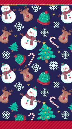 Merry Christmas Wallpaper, Apple Watch Wallpaper, Holiday Wallpaper, Winter Wallpaper, Flower Phone Wallpaper, Wallpaper Iphone Cute, Cellphone Wallpaper, Cute Wallpapers, Christmas Drawing