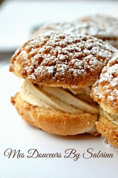 Paris-Brest Version Phillipe Conticini - Mes Douceurs Best Picture For pie pastry For Your Taste You are looking for something, and it is going to tel Chefs, Pastry Recipes, Cake Recipes, Dessert Recipes, Eclairs, Mini Desserts, No Bake Desserts, Pastry Display, French Patisserie