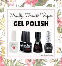 Cruelty-Free And Vegan Gel Nail Polish List