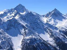 Italian Alps, Val d'Aosta