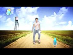 Pittig! Footloose - Shake and Stop Mode - Just Dance 2014 for Kids - Wii U Fitness