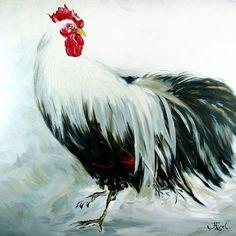 schilderijen hanen - Google zoeken