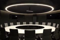 Airbnb's New Office Has a Replica of the Dr. Strangelove War Room