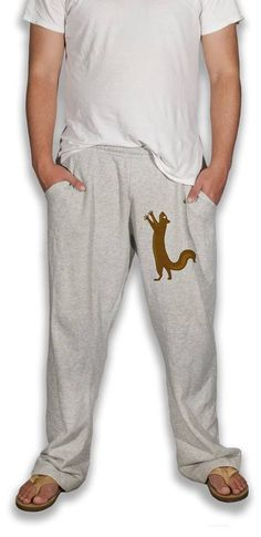 My Nuts  No squirrel pajama pants