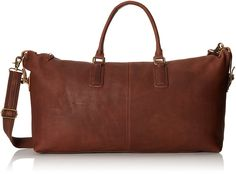 JD Fisk Men's Classic Leather Weekender Bag >>> Be sure to check out this awesome product. (This is an Amazon Affiliate link and I receive a commission for the sales)