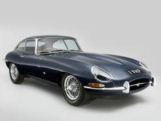 69° - Jaguar E-Type 1961 #jaguarclassiccars