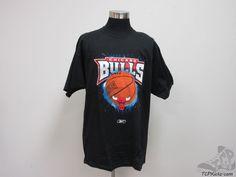 Reebok Chicago Bulls Crewneck Short Sleeve t Shirt sz XL Extra Large NBA  #Reebok #ChicagoBulls #tcpkickz