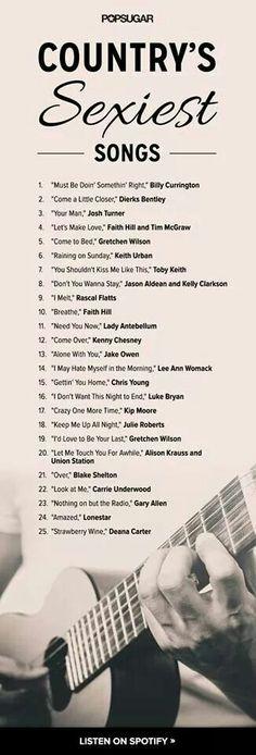 Looooooooove country music ♡