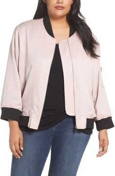 21b4106f3fe Plus Size Women s Rebel Wilson X Angels Signature Bomber Jacket