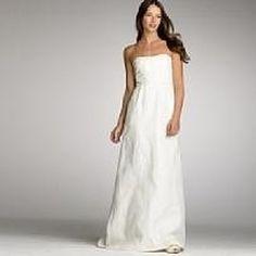 Cotton Cady Wedding Dress - pictures, photos, images