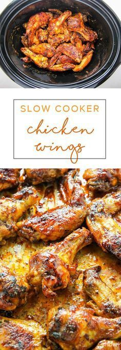 This is the best way to make a ton of juicy, flavorful chicken wings! The slow cooker is the best thing to happen to all kitchens and this recipe is proof!