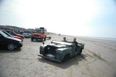 LAND ROVER RAT ROD Jeep Rat Rod, Rat Rods, Range Rover Off Road, Custom Cars, Rats, Offroad, Landing, Range Rovers, Defenders