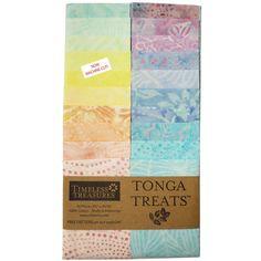 Timeless Treasures Tonga Batiks Wish 20 Sku Per Cs] Wish Hancocks Of Paducah, Tonga, Fabric Strips, Quilt Kits, Wish, Free Pattern, Packing, Quilts, Bag Packaging