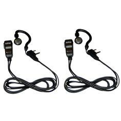 363 best accessories images headphones headpieces headset ATA Adapter midland avp h4 black wrap around ear headset midland midland radio wrap around
