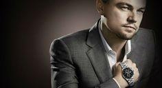 Leonardo DiCaprio for Tag Heuer Best Watches For Men, Luxury Watches For Men, Cool Watches, Men's Watches, Unique Watches, Tag Heuer, Leonardo Dicaprio, Smartwatch, Man Suit Photo