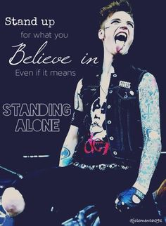 Andy Biersack (requested) by @jclement6091<< this is beautiful