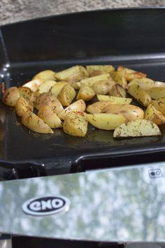 Potatoes à la plancha Eno®