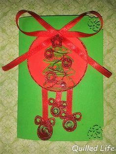 Quilled Life: Świąteczne bombki #quilling #diy #christmascard #christmas #handcraft #handmade