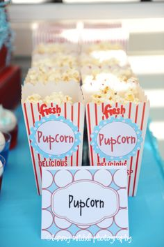 ANIMAL THEMED PARTIES: BOY PARTIES: GIRL PARTIES: THE PUPPY PARTY - Pink Peppermint Design