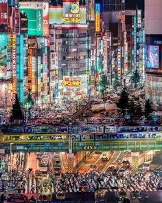 YULILY ユリリイさんはInstagramを利用しています:「ネオシンジュク Location:Shinjuku . #japan #tokyo #urbanphotography #way2ill #inspirationcultmag #agameoftones #streetmagazine #urbanromantix…」 Shinjuku Japan, Japon Tokyo, Japanese Landscape, Urban Landscape, Urban Photography, Street Photography, Japan Holidays, Scenery Pictures, Aesthetic Japan