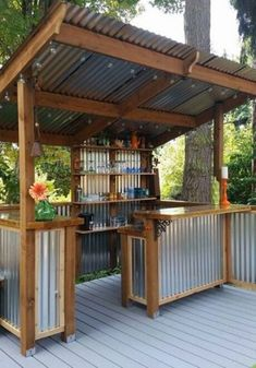 Five backyard bars you'll want