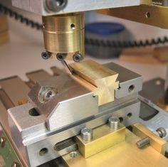 Mini-Maschinen brauchen Mini-Werkzeuge
