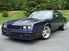I owned 2 of these. Car Pictures, Car Pics, Dream Car Garage, Chevy Muscle Cars, Chevrolet Monte Carlo, Buick Regal, Grand National, All Cars, Sexy Cars