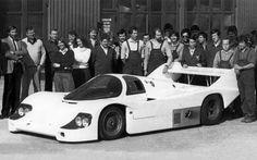 Porsche 956 #001