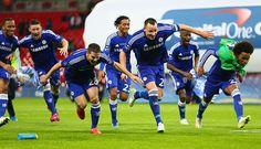 Chelsea campeón: las mejores imágenes de la celebración del título de la Copa de la Liga