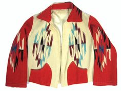 chimayo jacket. Not technically western wear but gorgeous anyway
