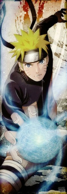 Naruto. Never calls it quits, never stops until he get's it down. He will be Hokage someday and bring world peace to his AnimeWorld. He will conquer the demon fox inside him, He will bring Sasuke back dead or alive ??? Annnd he will marry Sukura ??? Or Hinata ??? or random Leaf Village Shinobi, please don't let it be Sasuke or Sai, let Sai marry Ino, or hey Tenten! Sasuke marries Sakura unless he dies then can she have Deidara er' a redeemed version of him. Itachi too! He can marry Ino…