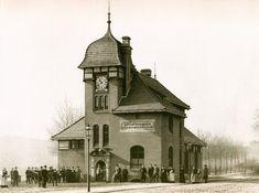 Łaźnia przy ul. Ks. Witolda.Lata 1893-1905