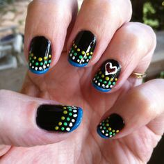 Portuguese rooster nails