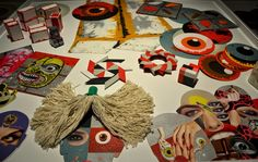 José Manuel Ciria reconstruye en Tabacalera Promoción del Arte un mundo abstracto | www.stylefeelfree.com