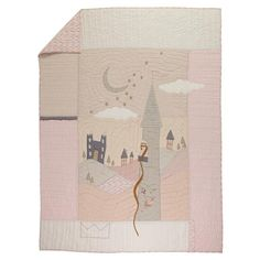 Rapunzel Themed Kids Bedding | The Land of Nod