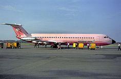 BAC 1-11 G-AXMI British Airline, British Aerospace, Airplane Photography, Cargo Airlines, Civil Aviation, Diesel Locomotive, Airports, Spacecraft, Military Aircraft