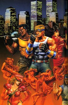 Streets of Rage!