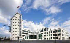 Nedinsco is een (rijks)monumentaal, voormalig industrieel complex in Venlo in Bauhaus-stijl. Markant onderdeel van dit complex is de 36 meter hoge torenconstructie, welk in 1929 gebouwd is.