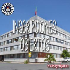 Las inscripciones están abiertas en #ColegioMijares, sé parte de un estilo de vida #TorreónEsMijares.