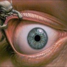 15 Funny HD Wallpaper for Desktop and Laptops Eye Pictures, Funny Pictures, Eyes Wallpaper, Monster Eyes, Aliens Funny, Eye Photography, Concert Posters, Medium Art, Dark Art
