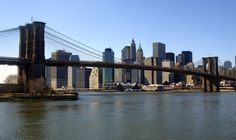 The Brooklyn Bridge is a must-see on a trip to New York City