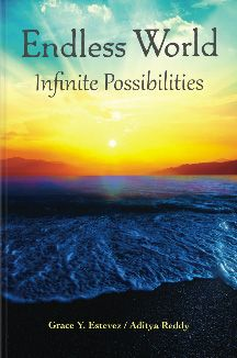 The final version of our book, Endless World Infinite Possibilities has been released.  The amazing thing about this book is that people have reported getting huge spiritual booms in different ways every time they re-read it.  This is the first book in a series, that provides answers to spiritual questions that many view as unanswerable.